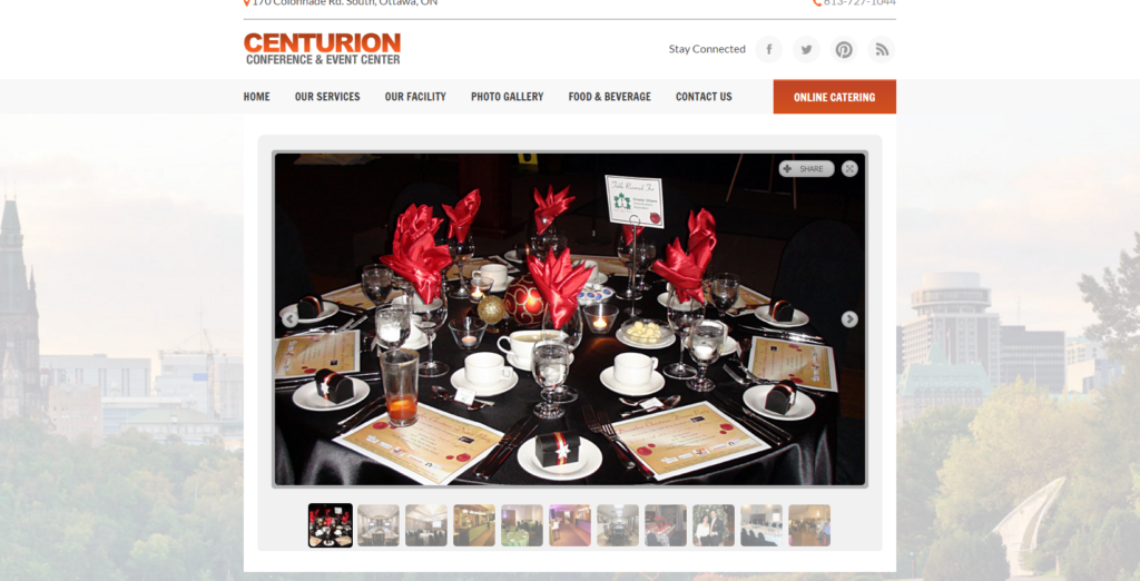 Corporate Events   Centurion Conference   Event Center